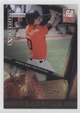 2011 Donruss Elite Extra Edition Yearbook #3 - Andrew Susac