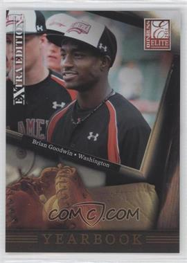 2011 Donruss Elite Extra Edition Yearbook #5 - Brian Goodwin