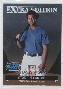 2011 Donruss Elite Extra Edition #11 - Starlin Castro
