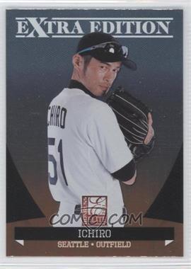 2011 Donruss Elite Extra Edition #12 - Ichiro Suzuki