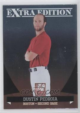2011 Donruss Elite Extra Edition #17 - Dustin Pedroia