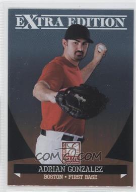 2011 Donruss Elite Extra Edition #2 - Adrian Gonzalez