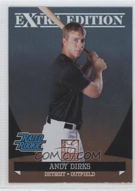 2011 Donruss Elite Extra Edition #23 - Andy Dirks