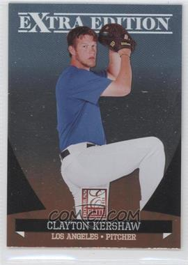 2011 Donruss Elite Extra Edition #3 - Clayton Kershaw