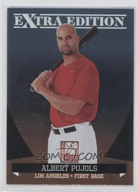 2011 Donruss Elite Extra Edition #4 - Albert Pujols