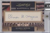 Elmer Myers /10
