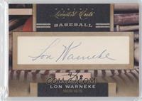 Lon Warneke /18