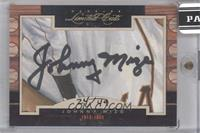 Johnny Mize /49