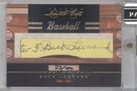 Buck Leonard /49 [ENCASED]
