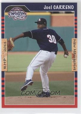 2011 Grandstand New Hampshire Fisher Cats #JOCA - Joel Carreno