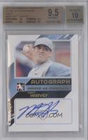 Matt Harvey /10 [BGS 9.5]