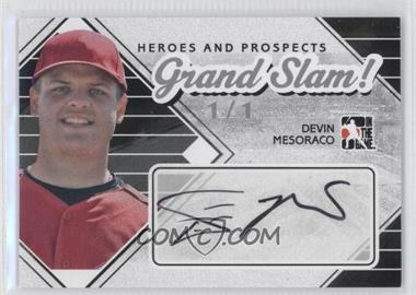 2011 In the Game Heroes and Prospects - Grand Slam! #GS-DM - Devin Mesoraco /1