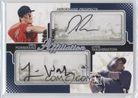 Drew Pomeranz, Levon Washington