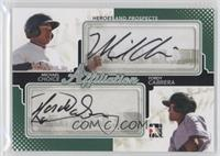 Michael Choice, Yordy Cabrera /19