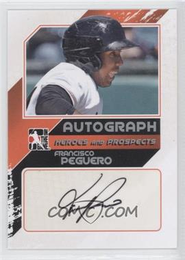 2011 In the Game Heroes and Prospects Autograph Up-Close Silver [Autographed] #A-FP2 - Francisco Peguero