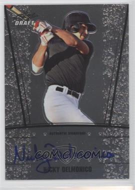 2011 Leaf Metal Draft #AU-ND1 - Nicky Delmonico