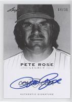 Pete Rose /30
