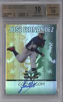 Jose Fernandez [BGS10]