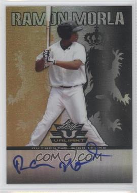 2011 Leaf Valiant [???] #VA-RM1 - Ramon Morla /5