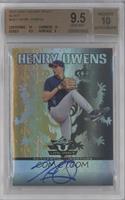 Henry Owens /5 [BGS9.5]
