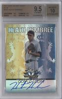 Heath Hembree /99 [BGS 9.5]