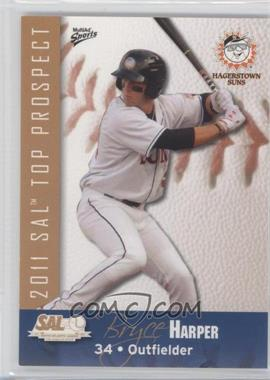 2011 Multi-Ad Sports South Atlantic League Top Prospects #10 - Bryce Harper