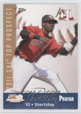 2011 Multi-Ad Sports South Atlantic League Top Prospects #19 - Jurickson Profar
