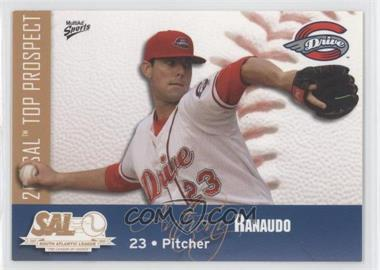 2011 Multi-Ad Sports South Atlantic League Top Prospects #20 - Anthony Ranaudo