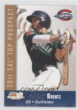 2011 Multi-Ad Sports South Atlantic League Top Prospects #3 - Bryce Brentz