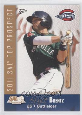 2011 Multi-Ad Sports South Atlantic League Top Prospects #3 - [Missing]