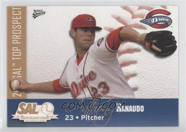 2011 MultiAd Sports South Atlantic League Top Prospects - [Base] #20 - Anthony Ranaudo