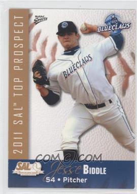 2011 MultiAd Sports South Atlantic League Top Prospects #2 - Jesse Biddle