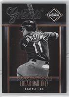 Edgar Martinez /299