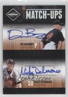 Dylan Bundy, Nicky Delmonico /99