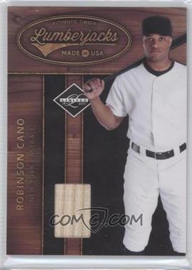 2011 Panini Limited - Lumberjacks - Bats [Memorabilia] #4 - Robinson Cano /299