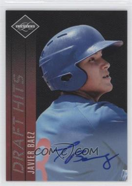 2011 Panini Limited Limited Draft Hits Signatures [Autographed] #23 - Javier Baez /149