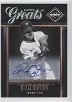 Royce Clayton /499