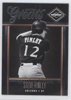 Steve Finley /299