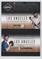 Clayton Kershaw, Matt Kemp /199