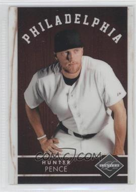 2011 Panini Limited OptiChrome #14 - Hunter Pence /199