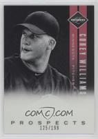 Corey Williams /199
