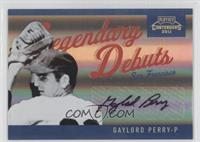 Gaylord Perry /60
