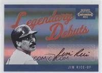 Jim Rice /99