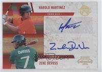 Harold Martinez, Zeke DeVoss /149