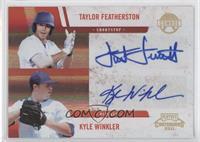 Kyle Winkler, Taylor Featherston /149