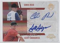 Chris Reed, Scott Snodgress /149