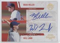 Brad Miller, Will Lamb /120