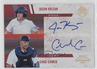 Chad Comer, Jason Krizan /149