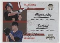 Brian Flynn, Tyler Grimes