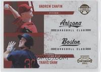 Andrew Chafin, Travis Shaw